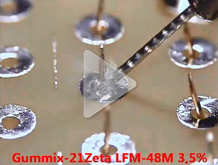 Gummix Laser Soldering