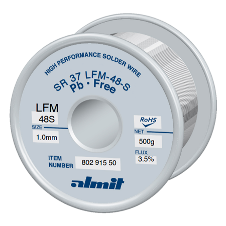 New M-Line for solder wire